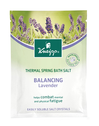 Kneipp  Thermal Spring Bath Salts Packette (1 Application)  Lavender