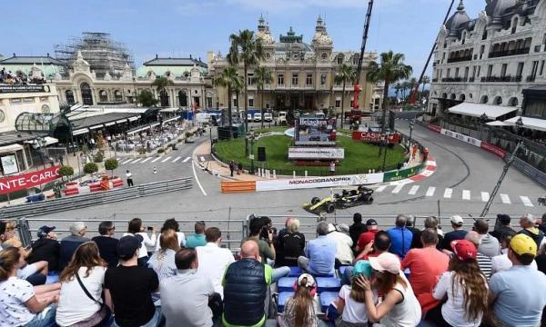 الفورمولا 1: موناكو تسمح للمشاهدين في سباق الجائزة الكبرى وأخبار الفورمولا ون وأهم القصص