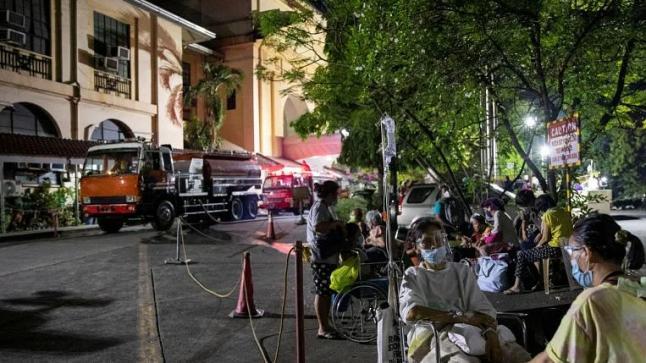 الفلبين تخمد حريقًا استمر خمس ساعات في مستشفى يعالج مرضى Covid-19 ، SE Asia News & Top Stories