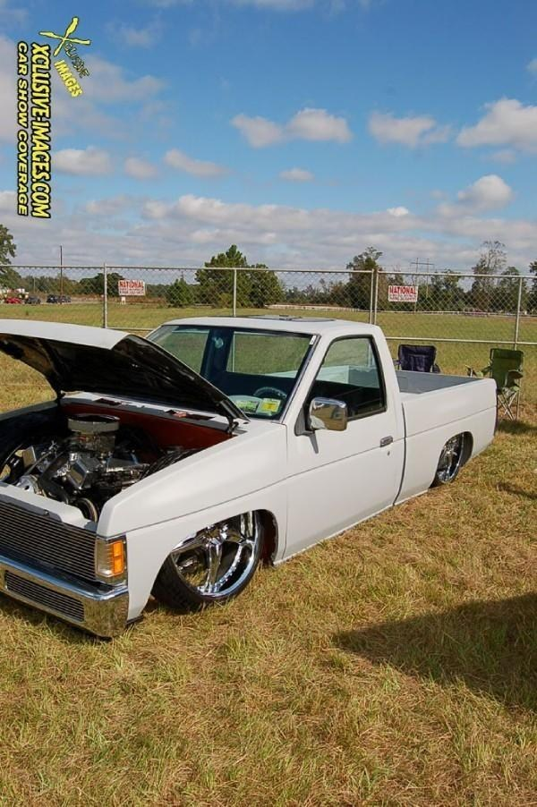 Body Drop Truck : truck, Member:, Nissan, Hardbody, Street, Source