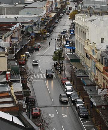Stafford Street, Timaru