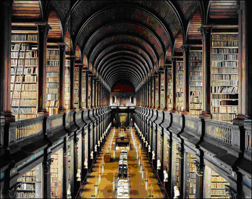 Dublin Long Room