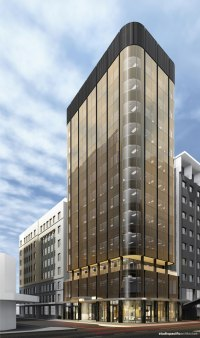 Sir Bob Jones plans to build world's tallest wooden office ...