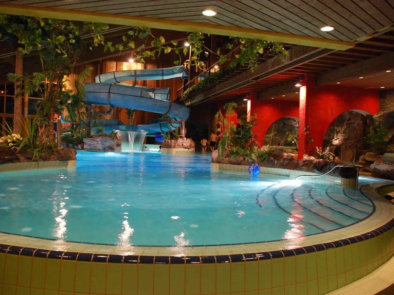 La piscina Acquavventura di Naturno  Alto Adige