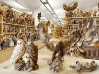 Schnitzkunst aus Grden, Handwerk Kultur und Traditionen