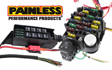 Painless Performance Wiring And More Products At Summit Racing