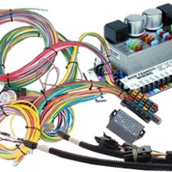 Automotive Wiring T568b Diagram Harnesses At Summit Racing