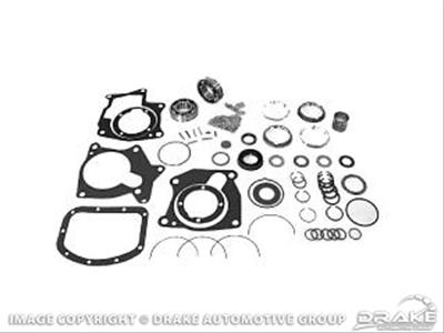 Scott Drake Manual Transmission Master Rebuild Kits C5ZZ