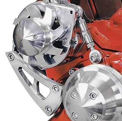 Chevy 1 Wire Alternator Wiring Diagram March Performance Alternator Brackets 20120 Free