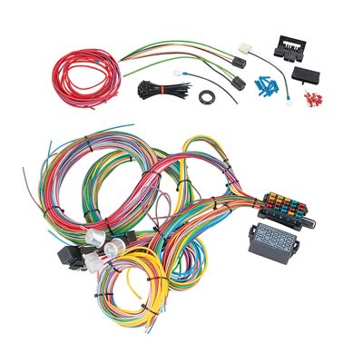 Summit Racing® Universal Wiring Harnesses Free Shipping On