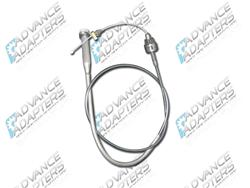 Advance Adapters Automatic Transmission Kickdown Cables