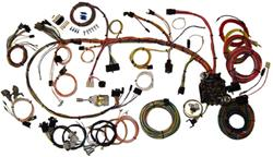 American Autowire Classic Update Series Wiring Harness Kits 510034