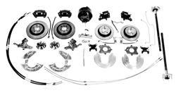 Ford Performance Parts Cobra Disc Brake Packages M-2300-K