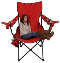On the Edge Marketing Kingpin Folding Chairs 810170 - Free ...