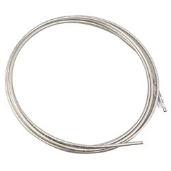 Summit Racing® Stainless Steel Fuel and Brake Hard Line