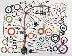 CJ7 American Autowire Classic Update Series Wiring Harness Kits