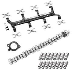 Summit Racing® Camshaft and Lifter Kit Pro Packs 09-0022
