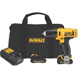Dewalt Cordless Drill Set