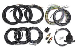 Holley EFI Digital Dash I/O Adapter with Wiring Harness