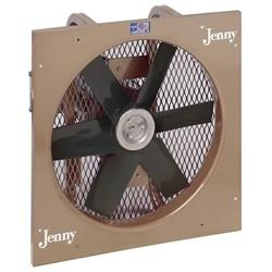 Jenny Explosion Proof Garage Exhaust Fans D1625x A16