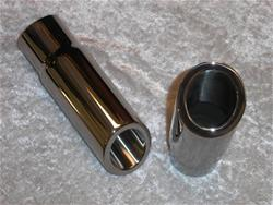 stainless works exhaust tips free