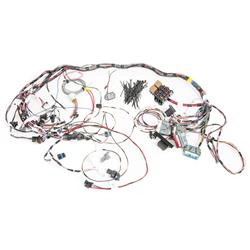 Summit Racing® EFI Wiring Harnesses For GM SUM 890121 Free