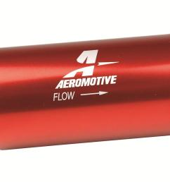 aeromotive fuel filters 12304 free shipping on orders over 99 at summit racing [ 1600 x 865 Pixel ]