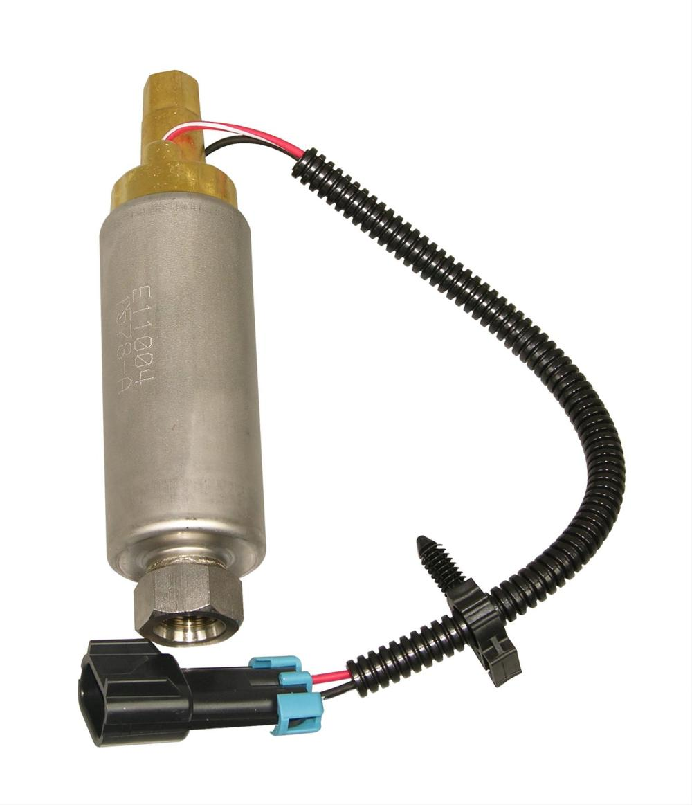 medium resolution of airtex external electric fuel pumps e11004 free shipping on orders over 99 at summit racing