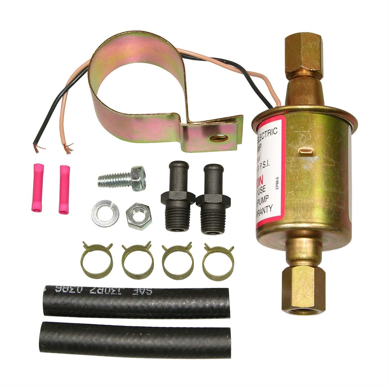 airtex fuel pump wiring diagram 99 cherokee radio external electric pumps e8090 free shipping
