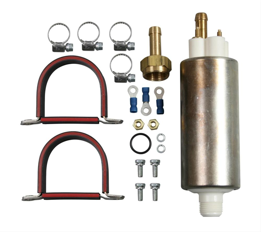 medium resolution of airtex external electric fuel pumps e8248 free shipping on orders over 99 at summit racing