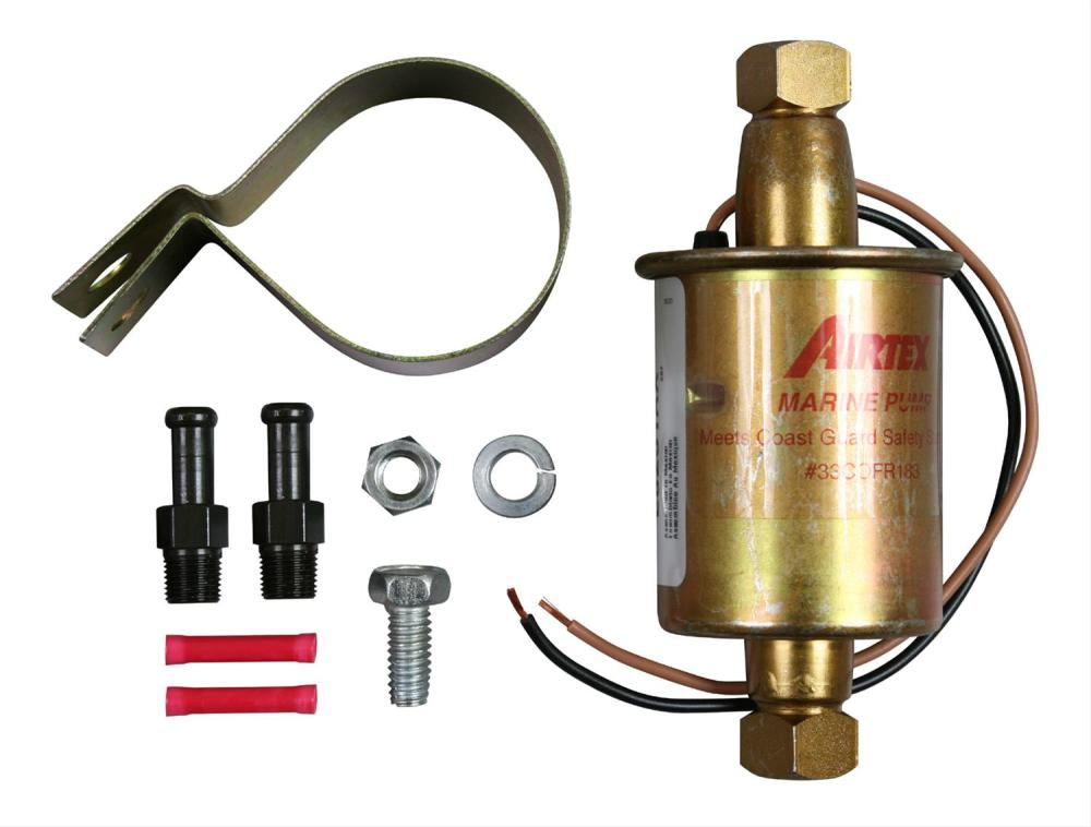 medium resolution of airtex external electric fuel pumps e8251 free shipping on orders over 99 at summit racing