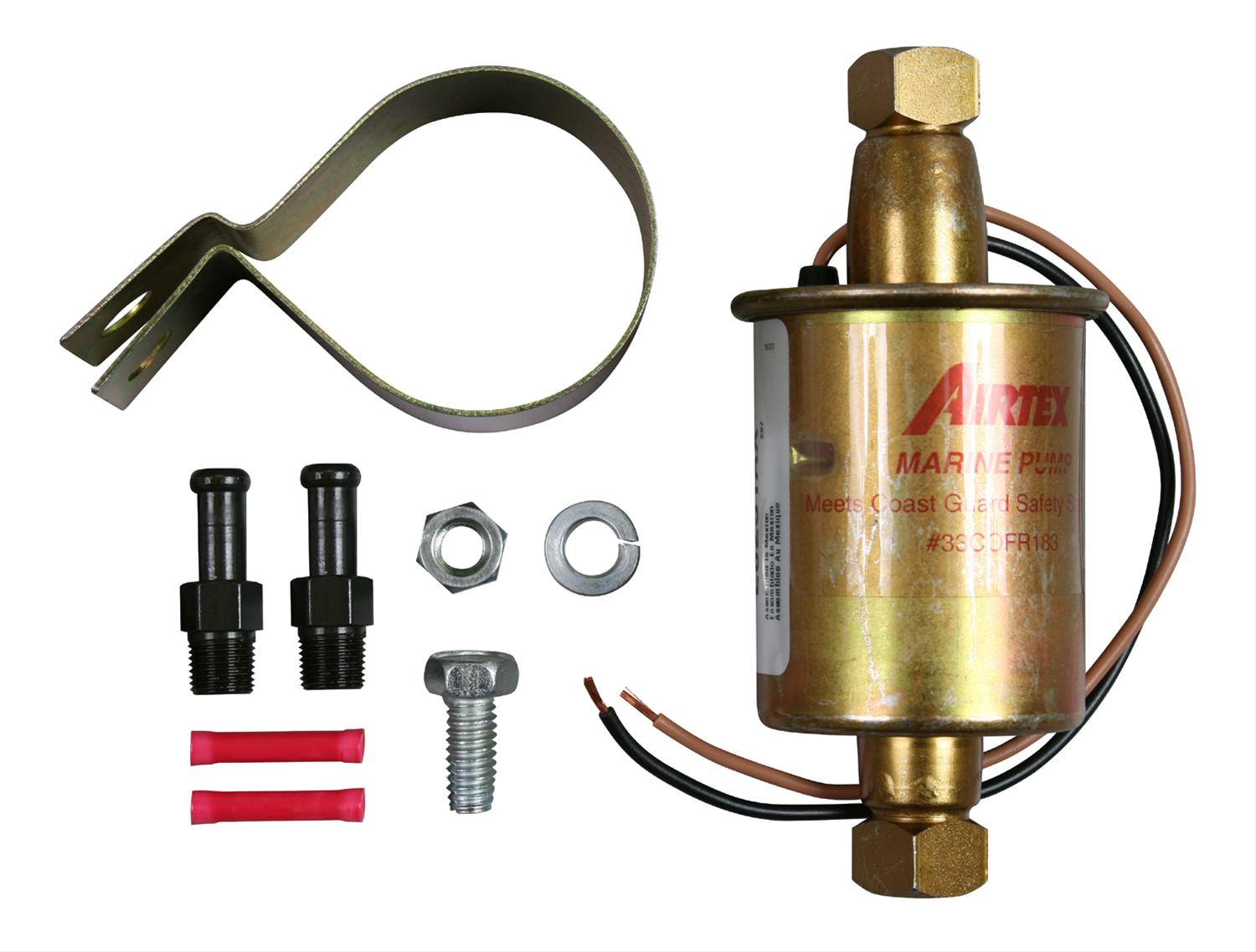 hight resolution of airtex external electric fuel pumps e8251 free shipping on orders over 99 at summit racing