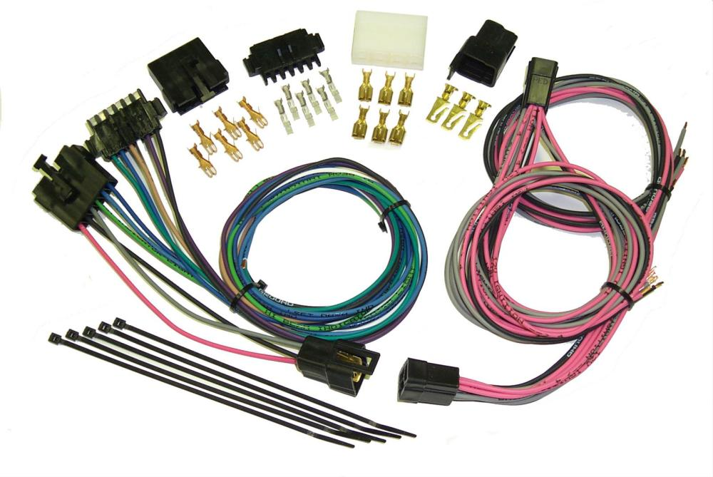 medium resolution of american autowire gauge cluster wiring harnesses 500505 free shipping on orders over 99 at summit racing