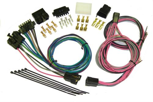 small resolution of american autowire gauge cluster wiring harnesses 500505 free shipping on orders over 99 at summit racing