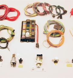american autowire highway 22 wiring harness kits 500695 free shipping on orders over 99 at summit racing [ 1600 x 992 Pixel ]