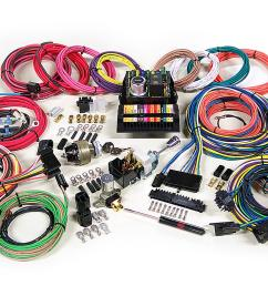 custom ford wiring harness kits wiring diagram american autowire highway 15 wiring harness kits 500703 freeamerican [ 1600 x 1084 Pixel ]