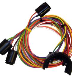 american autowire ignition box wiring harness duraspark magnetic duraspark wiring harness [ 1406 x 1302 Pixel ]