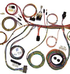 american autowire power plus 20 wiring harness kits 510008 free shipping on orders over 99 at summit racing [ 1600 x 1123 Pixel ]