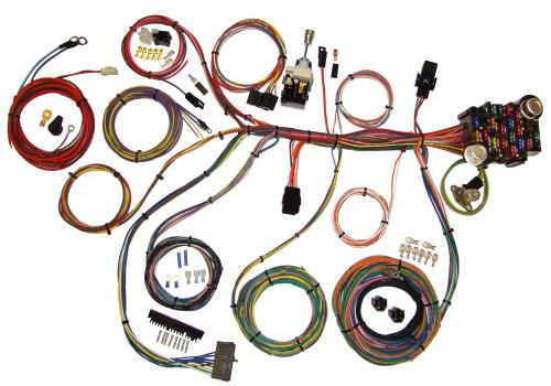 small resolution of american autowire power plus 20 wiring harness kits 510008 free shipping on orders over 99 at summit racing