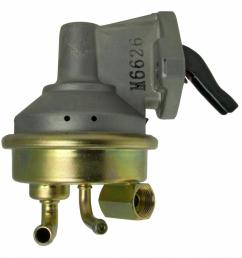 carter muscle car mechanical fuel pumps m6626 free shipping on orders over 99 at summit racing [ 1490 x 1500 Pixel ]
