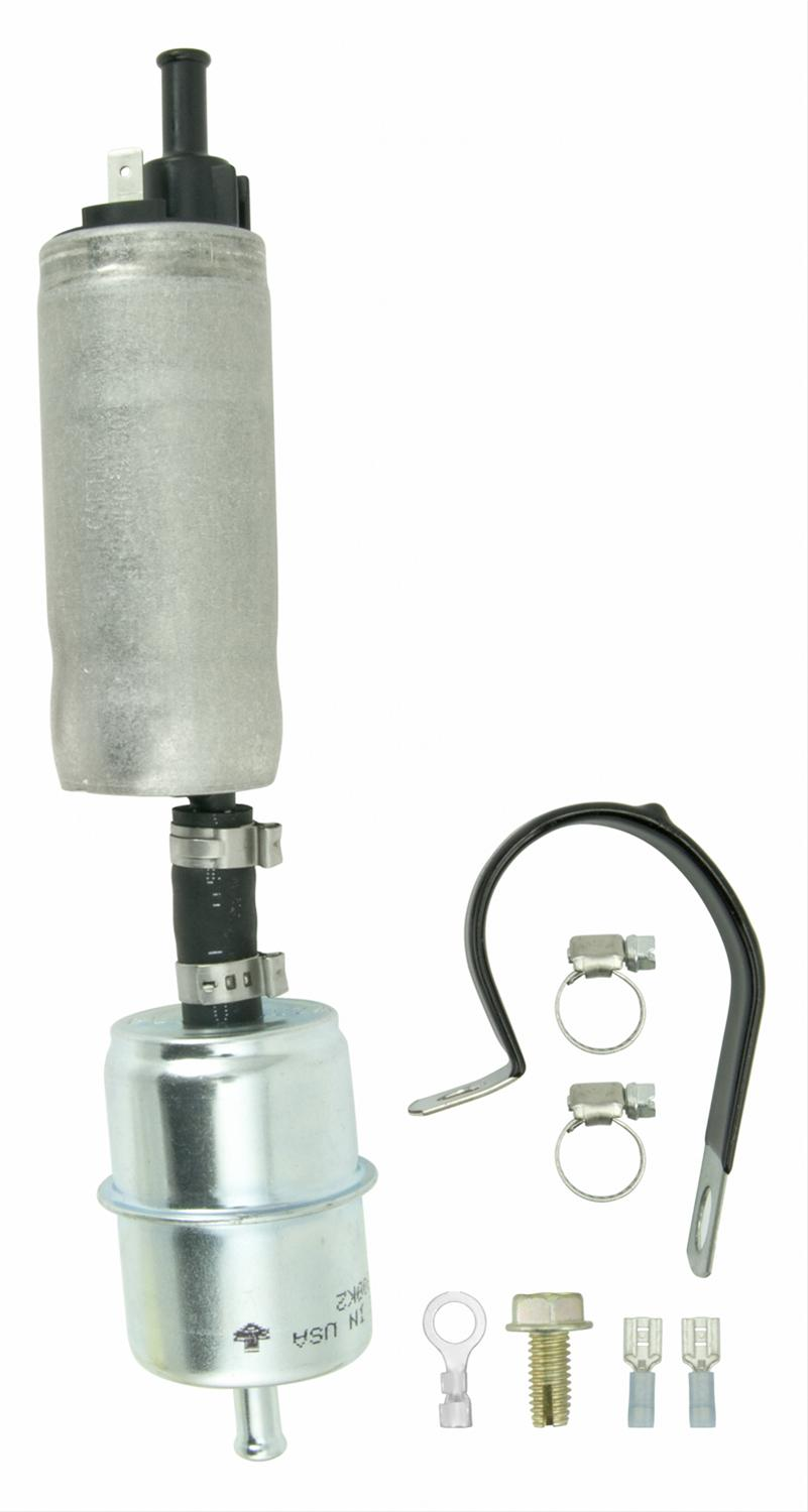 hight resolution of carter inline electric fuel pumps p60504 free shipping on orders over 99 at summit racing