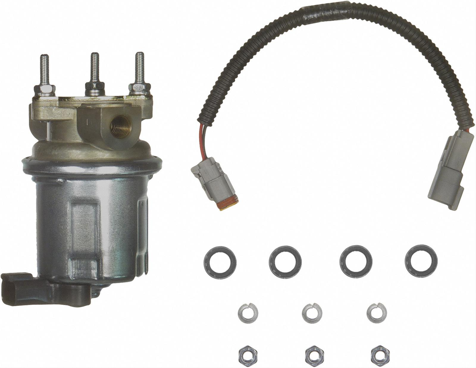 hight resolution of carter universal rotary vane electric fuel pumps p74213 free shipping on orders over 99 at summit racing