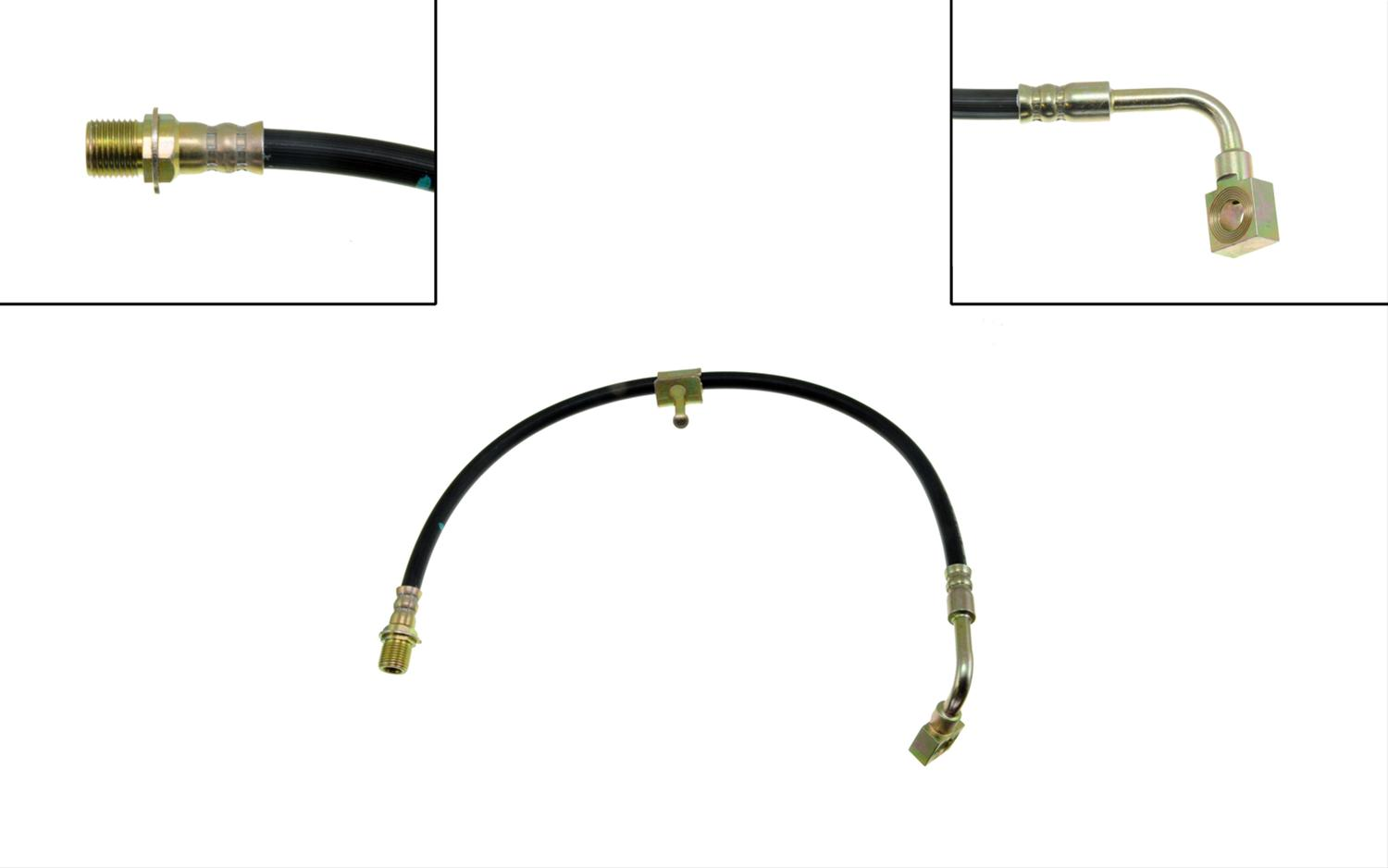Dorman H80967 Brake Line Rear Drum Brake Buick Chevy GMC