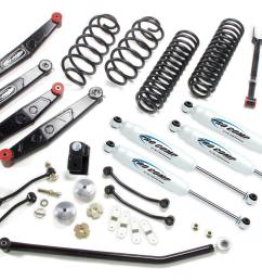 pro comp stage ii suspension lift kits k3090b free shipping on orders over 99 at summit racing [ 1600 x 1088 Pixel ]