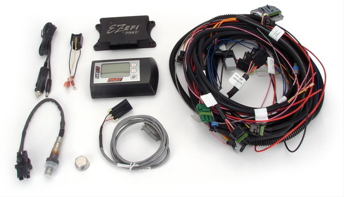 ez efi wiring diagram 70cc pit bike fast multi-port retro-fit ez-efi kits 302000 - free shipping on orders over $99 at summit racing