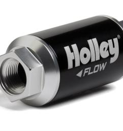 holley hp billet fuel filters 162 551 free shipping on orders over 99 at summit racing [ 1600 x 1023 Pixel ]