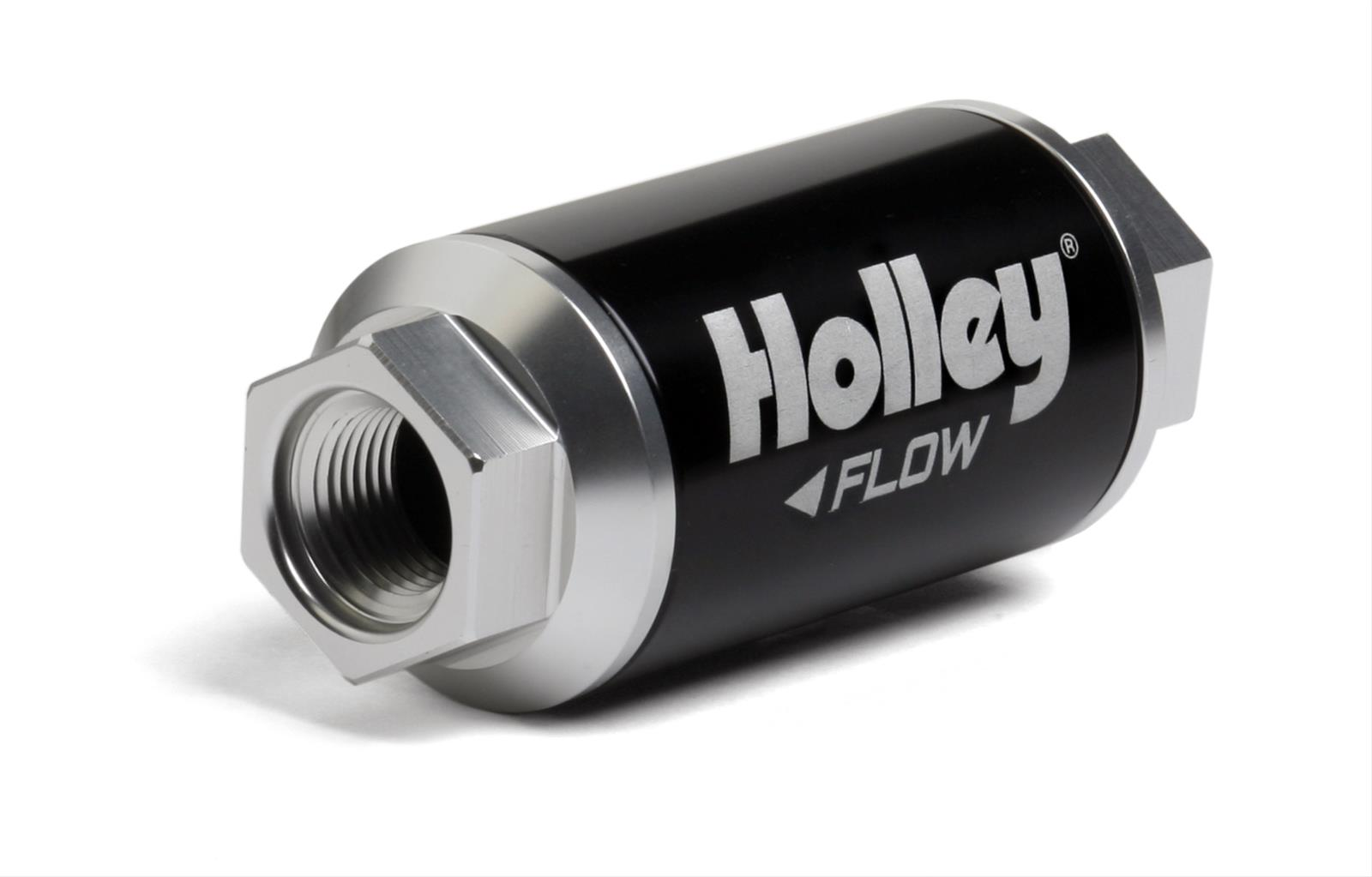 hight resolution of holley hp billet fuel filters 162 551 free shipping on orders over 99 at summit racing