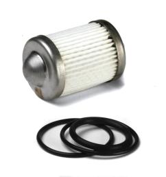 holley hp billet fuel filter replacement elements 162 556 free shipping on orders over 99 at summit racing [ 1600 x 1425 Pixel ]