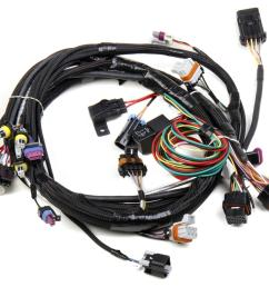 holley efi systems wiring harnesses 558 102 free shipping on orders over 99 at summit racing [ 1600 x 1281 Pixel ]