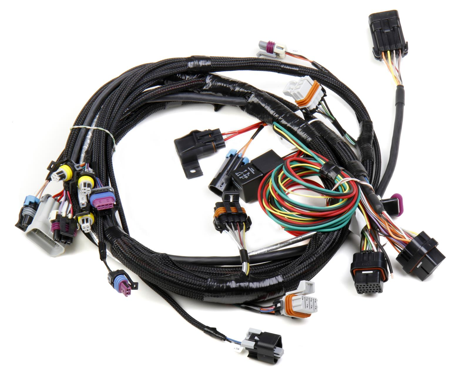 hight resolution of holley efi systems wiring harnesses 558 102 free shipping on orders over 99 at summit racing